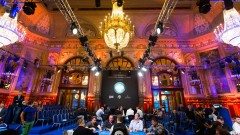 Table de Poker au Big One for One Drop in Monte Carlo