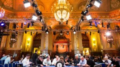 Tables de poker au Big One for One Drop in Monte Carlo